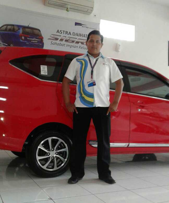 Sales Marketing Mobil Daihatsu Rohman