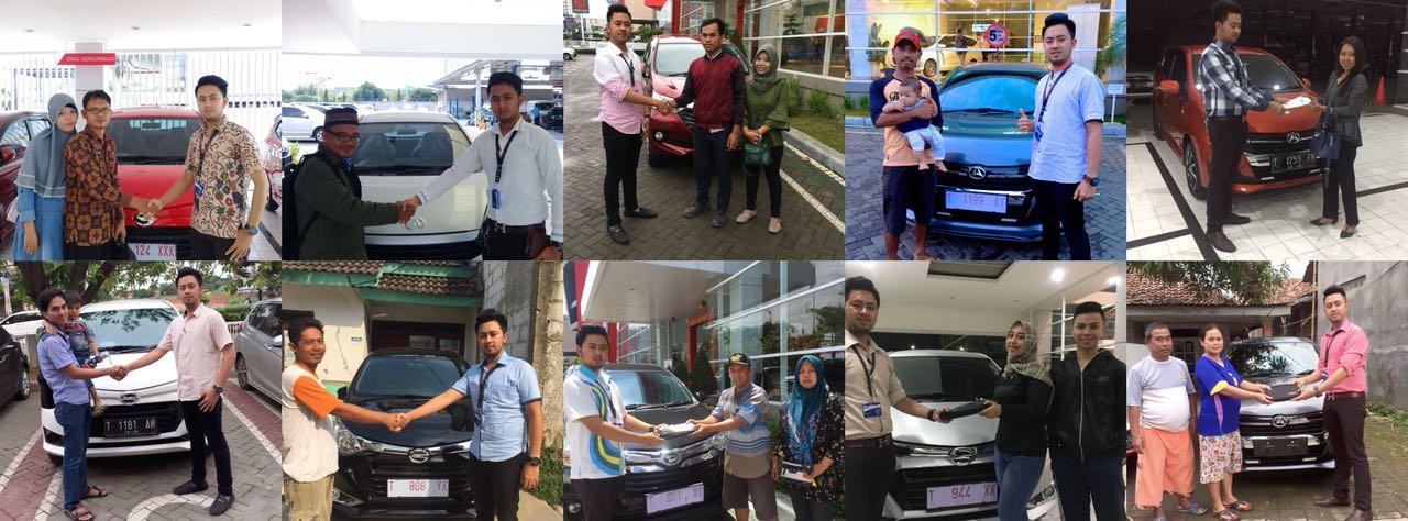 Sales Marketing Mobil Dealer Daihatsu Farhan