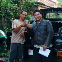 Sales Marketing Mobil Dealer Daihatsu Kendal Hengky