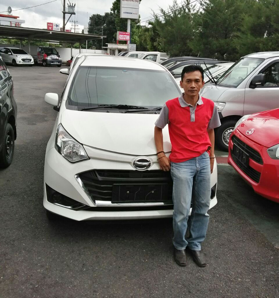 Sales Marketing Mobil Dealer Daihatsu Wonosobo Didiek
