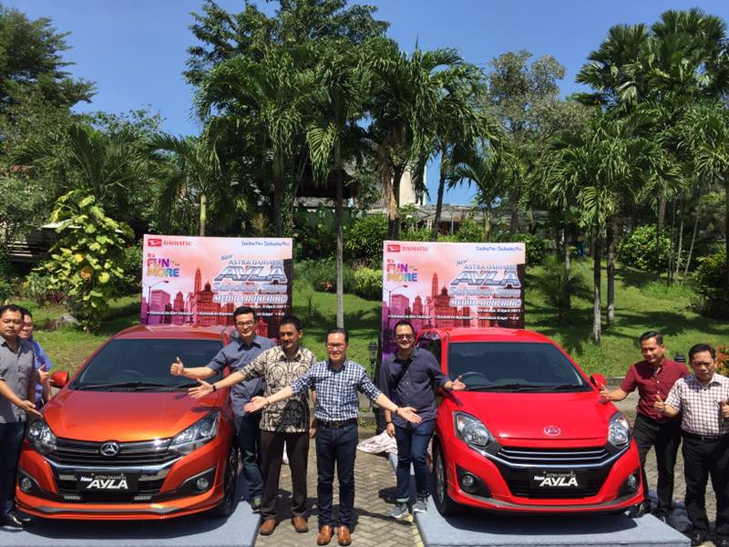 Sales Marketing Mobil Dealer Suzuki Probolinggo Sukamto