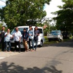 Foto Penyerahan Unit 6 Sales Marketing Mobil Dealer Daihatsu Madiun Mahmud