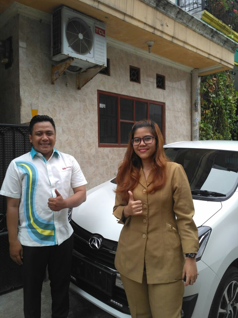 Sales Marketing Mobil Daihatsu Asep