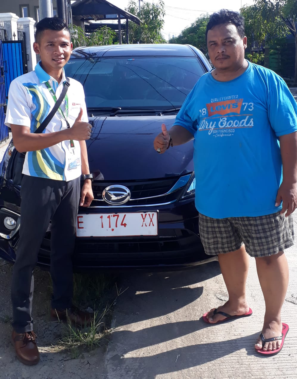 Sales Marketing Mobil Daihatsu Hendi
