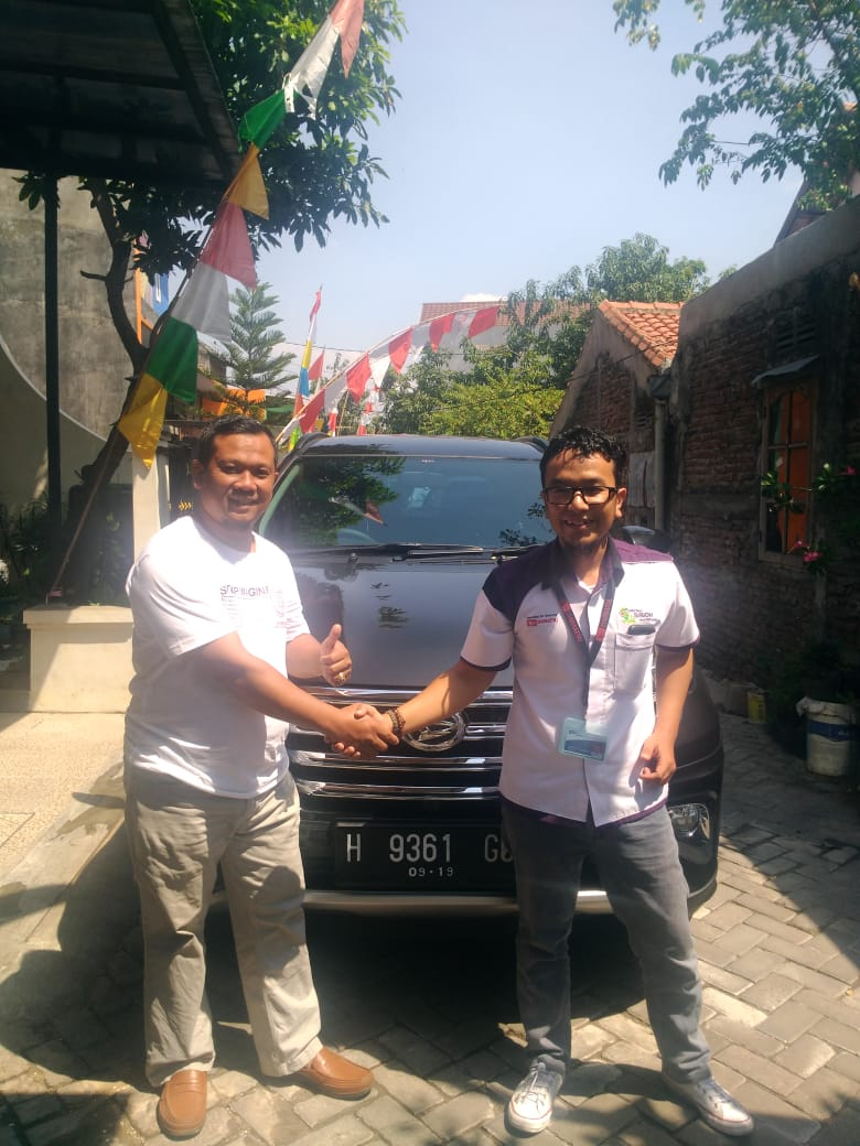 Sales Marketing Mobil Dealer Daihatsu Arif