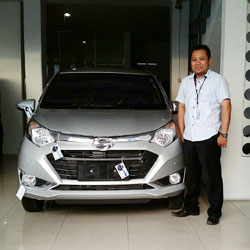 Sales Marketing Mobil Dealer Daihatsu Kebumen Sigit