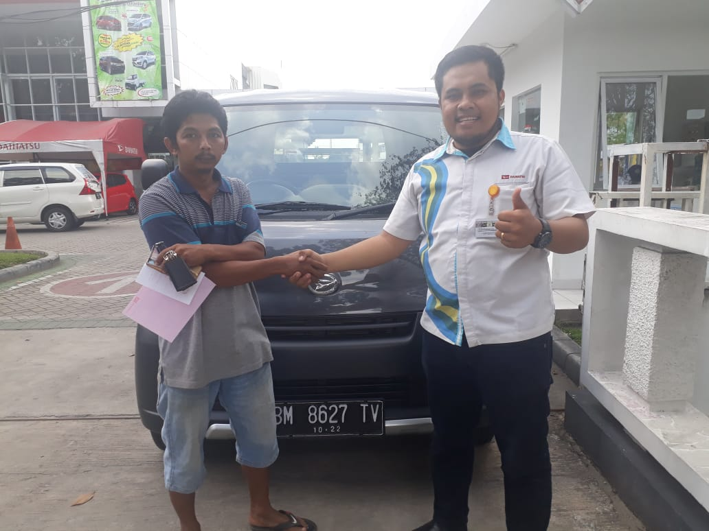 Sales Marketing Mobil Dealer Daihatsu Todiman