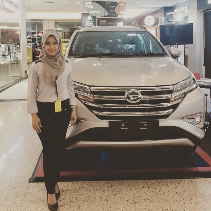 Sales Marketing Mobil Dealer Daihatsu Mila