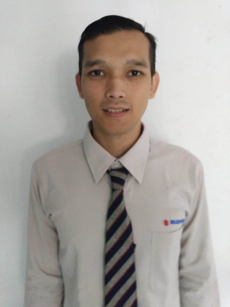 Sales Marketing Mobil Dealer Suzuki Rizki