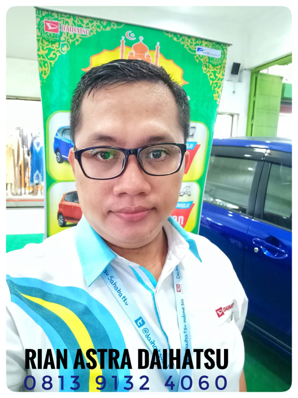 Sales Marketing Mobil Dealer Daihatsu Rian